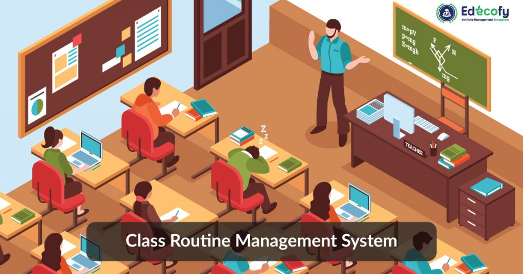 Class Routine Management System