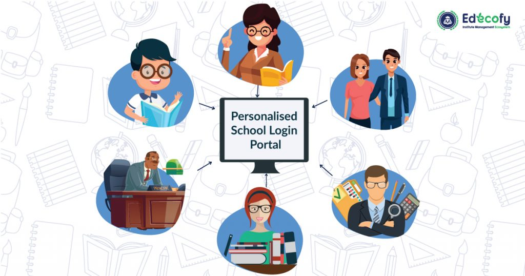 Personalized School Login Portal
