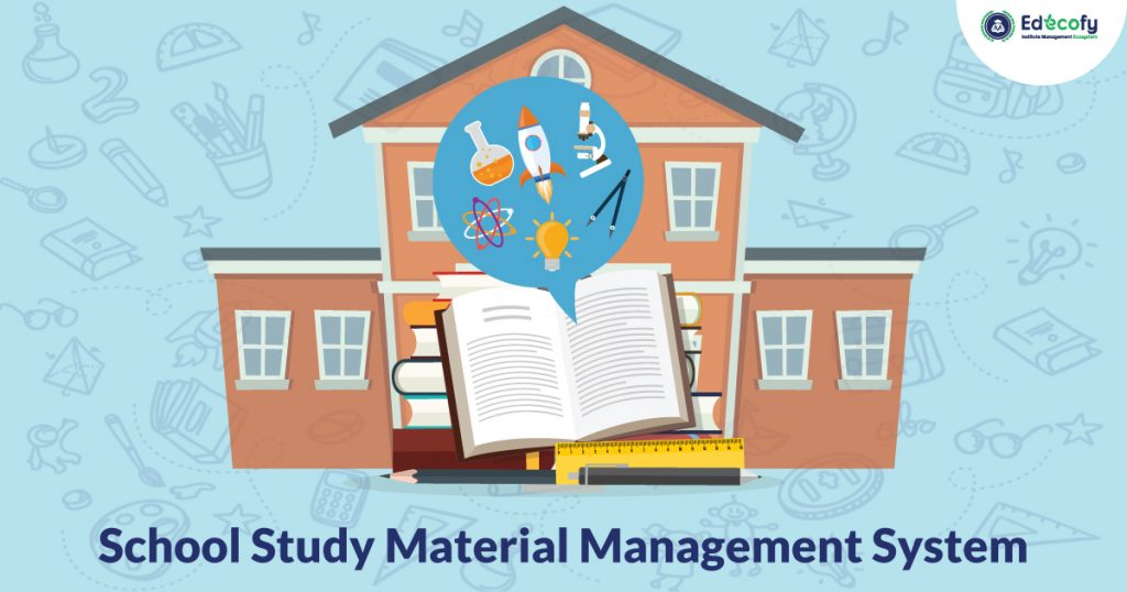Study Material Management System
