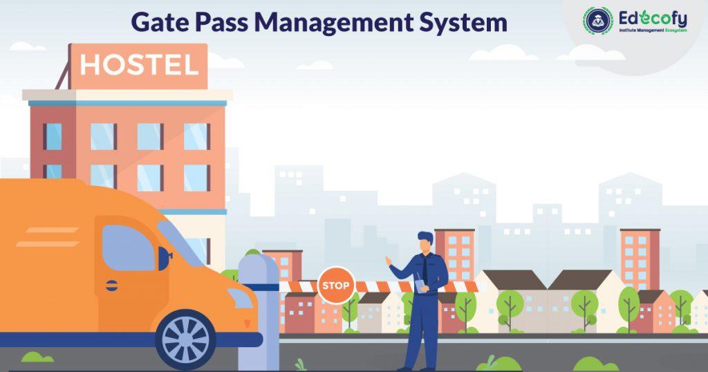 Hostel Gate Pass Management System