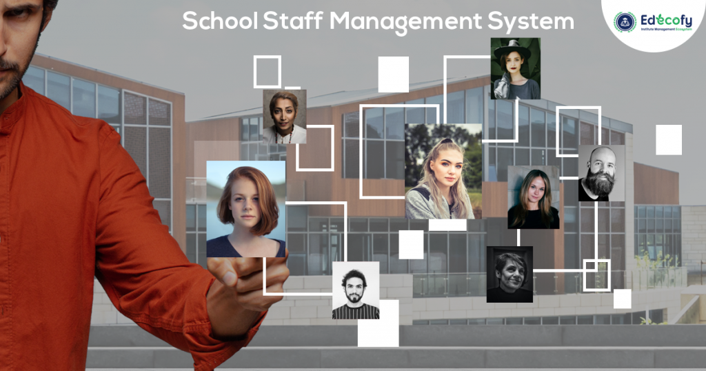 School Staff Management System
