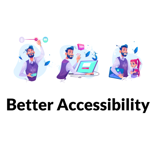 Improvised Fee Management System-Better Accessibility