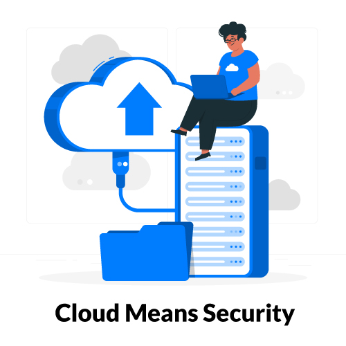 Improvised Fee Management System-Cloud Means Security