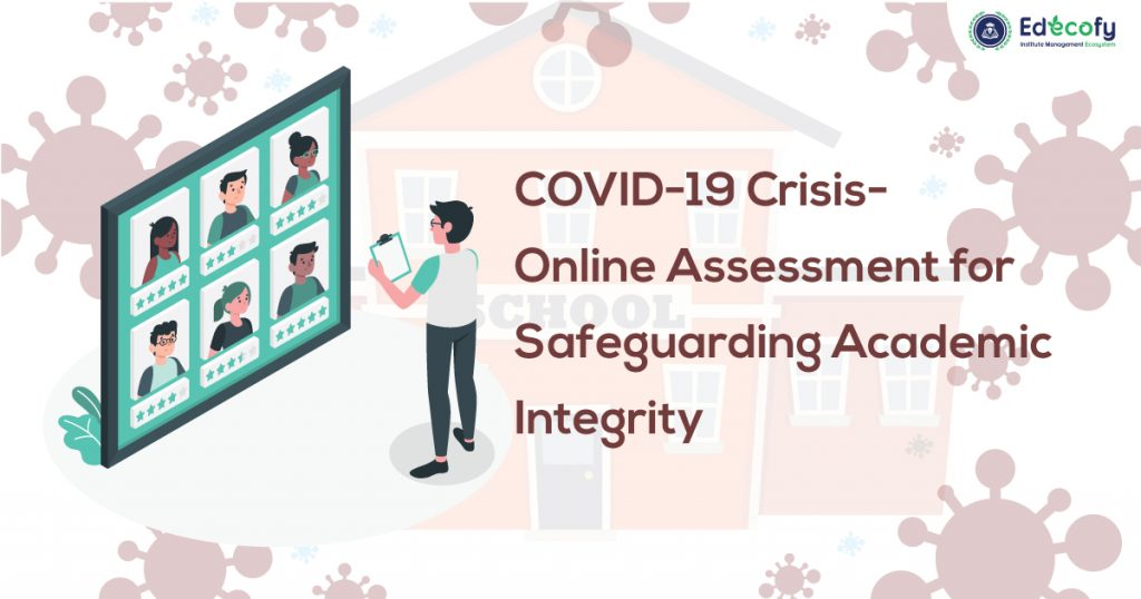 School Online Assessment System during COVID-19